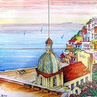 Pannelli Murali - Ceramiche di Vietri Shop On Line