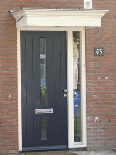 Deuren - Aannemingsbedrijf Den Dekker 's Gravenpolder - bouwbedrijf, handel, doe het zelf, bouwproducten, aannemingsbedrijf 's Gravenpolder