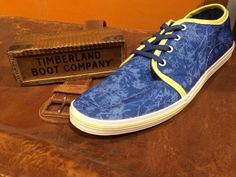 Timberland Schuhe in Übergrössen bei www.schuhplus.com - Ausblick auf die FS2015-Kollektion.