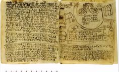 "Ancient Egyptian manual spells Deciphered ""Power Ritual Manual"""