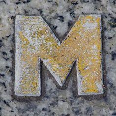 letter M | Flickr – Compartilhamento de fotos!