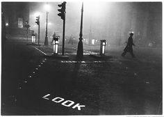 Robert Frank London, 1952. Gelatin silver print