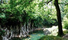 Rio Pas - Puente Viesgo - Cantabria