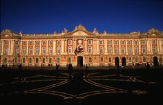 Haute-Garonne : Toulouse... la ville en rose