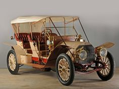 1910 Mercedes 45 HP 4-seat Tourabout