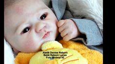 Ateliê Denise Reborn Boneca Bebê Reborn Lucas igual a um bebe real