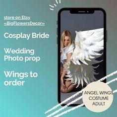 """""""#whiteangel #wingscostume #adultwings"""""""