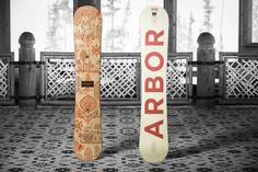 bdf231b7d59 Arbor Cadence. Best SnowboardsTransworld ...