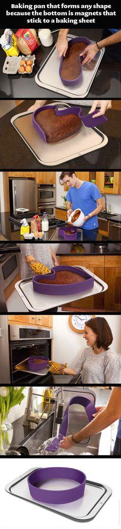 Ultimate baking pan.