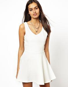 1d984873c911 Glamorous Skater Dress Pref Day Online Shopping Clothes