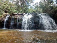 Qualquer Lugar pra Viajar: São Thomé das Letras-MG: Cachoeira do Flávio