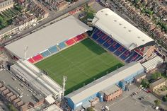 Selhurst Park home to Crystal Palace
