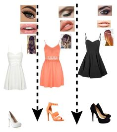 """""""Untitled #8"""" by gisellee03 ❤ liked on Polyvore featuring Glamorous, Topshop, Jimmy Choo and MDMflow"""