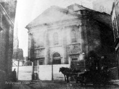 John The Evangelist Church, Fishamble Street (at the corner of John's Lane) Closed in Later demolished Dublin Street, Dublin City, Old Pictures, Old Photos, St John The Evangelist, Old Irish, Photo Engraving, Kingdom Of Great Britain, 12th Century