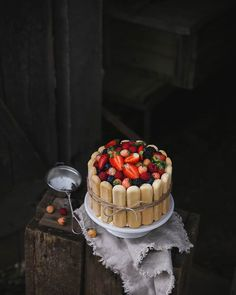 Palacinková torta z pohánkovej múky Tiramisu, Acai Bowl, Breakfast, Cake, Ethnic Recipes, Instagram, Food, Acai Berry Bowl, Morning Coffee