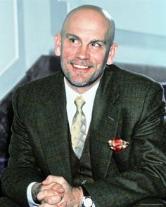 John Malkovich...one of my all time favorites