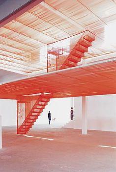 STAIRCASE, Do Ho Suh - 2003