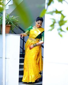 Name :Yellow Satin Silk Fabric Machine Work Plain Saree Saree Fabric : Satin Silk Saree Color :Yellow Saree Size Mtr Saree Work : Plain Blouse Fabric : Satin Silk Blouse Color :Green Blouse Work : Plain Blouse Size : Mtr With : Saree Indian Bridal Outfits, Indian Bridal Fashion, Silk Saree Kanchipuram, Silk Sarees, Pattu Sarees Wedding, Bridal Sarees, Engagement Saree, Checks Saree, Pattu Saree Blouse Designs