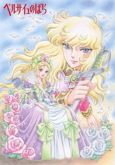 a37e91849b9b8 Art by Shingo Araki  The Rose of Versailles (versailles no bara   Lady  Oscar)  Calendar Animation Collectible - CDJapan