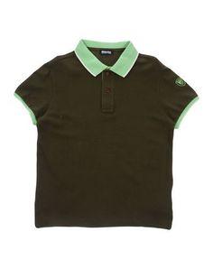 BLAUER Boy's' Polo shirt Military green 14 years