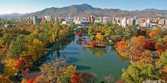 Nakajima Park, Sapporo< Hokkaido