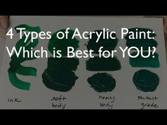 10 mistakes beginners make in Acrylic Painting - Painting Tips w/ Lachri - YouTube