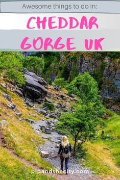 Are you looking for the top things to do in Cheddar Gorge in the UK? From hiking, hot tubbing and afternoon tea there are lots of things to do in Cheddar Gorge if you are looking for a countryside break in the UK. Read this guide to learn more about this pretty part of the English Countryside #traveltips #UK #shortbreak #countryside #England #travel Best Places To Eat, Best Places To Travel, Cool Places To Visit, Exotic Places, Travel Tips For Europe, Cities In Europe, Cheddar Gorge, European Destination, European Travel