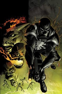 Venom - Patrick Zircher
