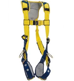 Harnesses are part of the program to provide fall safety while working at height. That's their number one job. But comfort has to be up there in the list of requirements especially for folks who wear their harnesses for long periods of time each day. Delta harnesses have come quite a long way since the days when at-height workers were tying a rope around their waist.