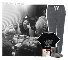 """""""Sin título #275"""" by fryslove ❤ liked on Polyvore featuring Topshop, UGG Australia and Forever 21"""
