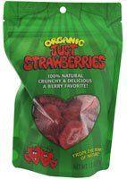 Just Tomatoes Etc. Just Strawberries Organic -- 1.2 oz - List price: $5.89 Price: $5.29 Saving: $0.60 (10%)