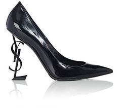 ea746ff5095 SAINT LAURENT Opium Patent Leather Pumps.  saintlaurent  shoes  pumps Pump  Shoes