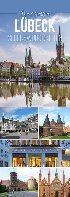 Sehenswürdigkeiten in Lübeck | Hansestadt Lübeck | Städtetrip Schleswig-Holstein | Reisetips Norddeutschland |