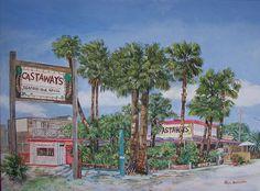 "Our favorite restaurant in Port Aransas, ""Castaways Seafood and Grill"". 320 N. Alister, Port Aransas, TX 78373. (361) 749-5394. http://www.castawaysporta.com/"