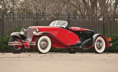 1930 Cord L-29 Boattail Speedster...I can't not even express how much I lust after this!