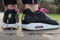 promo code 700d6 47731 Air Max 1 Kidrobot Air Max 1, Sneakers Nike