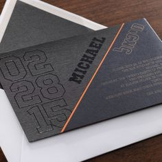 Score :: Sports inspired Bar Mitzvah Invitation with a pocket on the back