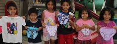 Undies for Orphans- idea to serve