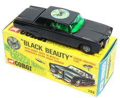 Corgi #268 - Green Hornet's Black Beauty