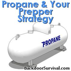 Prepping survival images | ... : Propane Primer by Backdoor Survival | LPC SurvivalLPC Survival