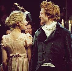 Jane and Mr. Bingley (Pride and Prejudice): The perfect couple