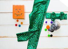 Mermaid leggings, $18.00