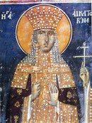 VK is the largest European social network with more than 100 million active users. Our goal is to keep old friends, ex-classmates, neighbors and colleagues in touch. Saint Katherine, Saint Nicolas, Byzantine Art, Orthodox Christianity, Religious Icons, Orthodox Icons, Thessaloniki, Ancient Art, Illusions