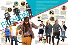 yearbook layouts for clubs - Google Search