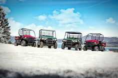 """New 2017 Kawasaki Mule SXâ""""¢ ATVs For Sale in California. Packed with value, the new Mule SXâ""""¢ is an easy to use, 2WD Side x Side that's massively capable for hard work in flatter ground conditions. With a tough appearance, the Mule SXâ""""¢ is a compact workhorse that easily fits in the bed of a full-size pickup truck. 401 cc air-cooled, 4-stroke; 2WD with dual-mode rear differential Steel cargo bed with textured floor is durable and scratch resistant Up to 1,100 lbs. towing capacity and…"""