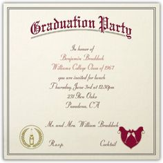 60 best graduation invitation ideas images on pinterest graduation