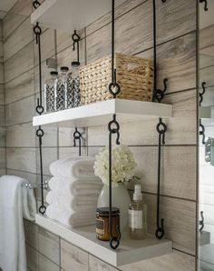 forja baño rustico