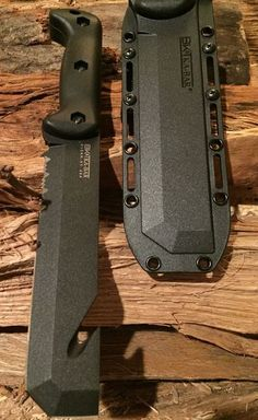 Ka-Bar Becker BK3 Tactical Tool Fixed Blade Knife