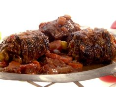 Get this all-star, easy-to-follow (Almost) My Grandma's Rouladen recipe from Melissa d'Arabian