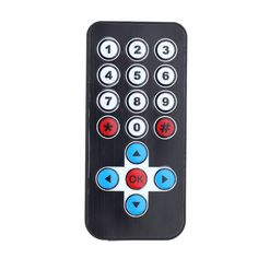 High Quality IR Infrared Wireless Remote Control Kit Receiver Module Indicator